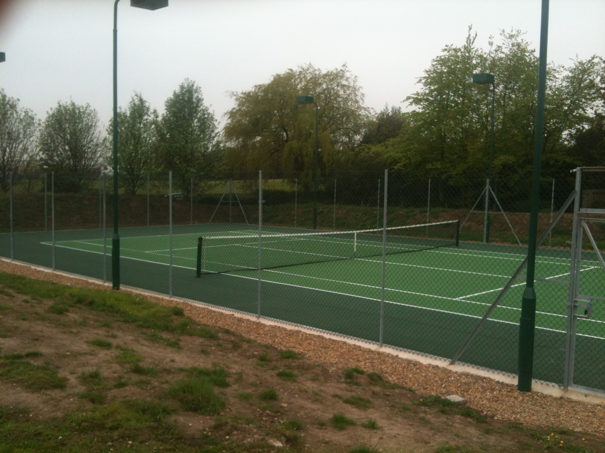 Desford Tennis Club fundraising events