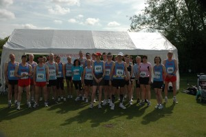 Striders Running Club