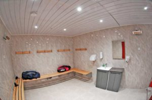 Desford Squash Club facilities